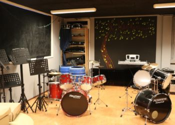 de Muziekstudio